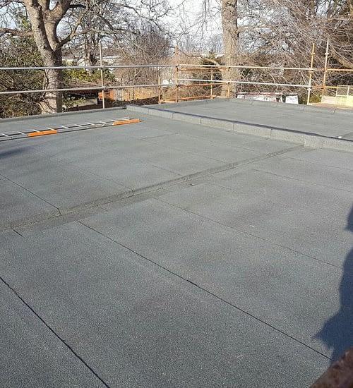 flat roof repairs edinburgh