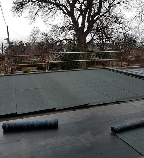 liquid roof repair