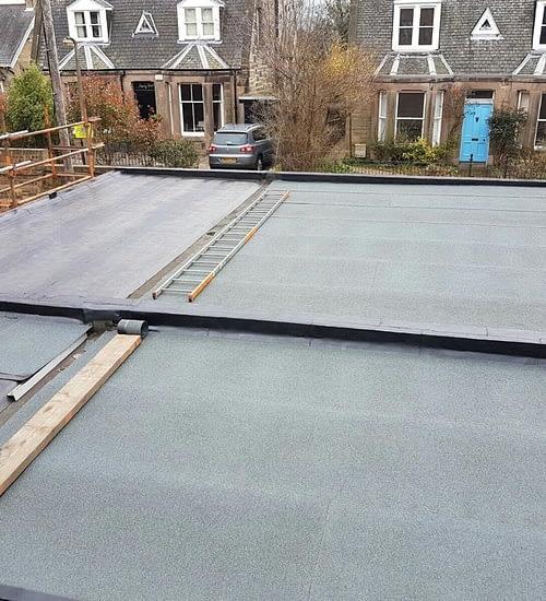 fibreglass roof repair