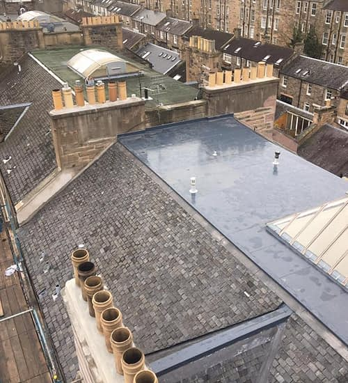 emergency roofer edinburgh