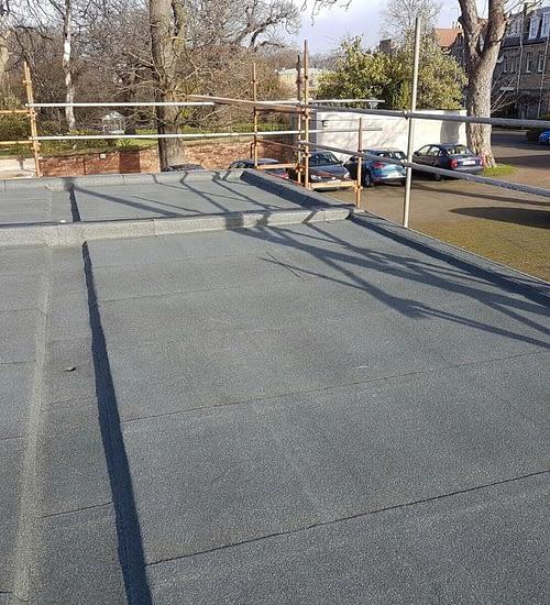 flat roof repair near me