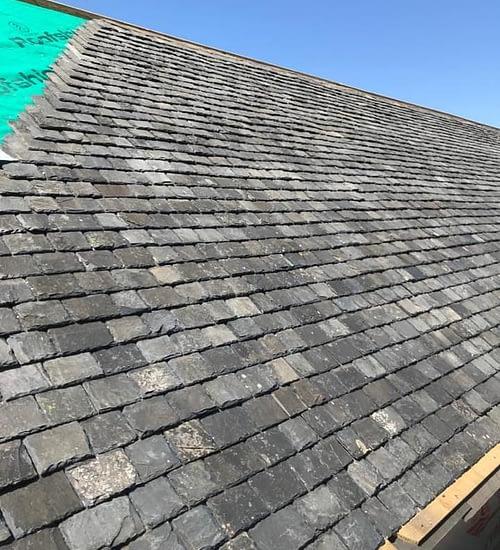 slate roofing edinburgh