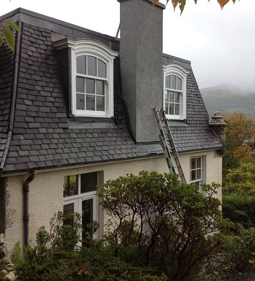 roof maintenance edinburgh