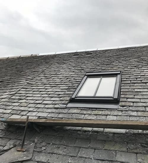 roof gully repair