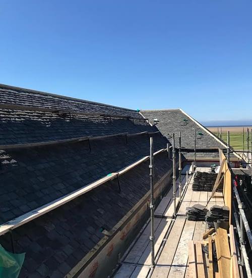 edinburgh property roofing