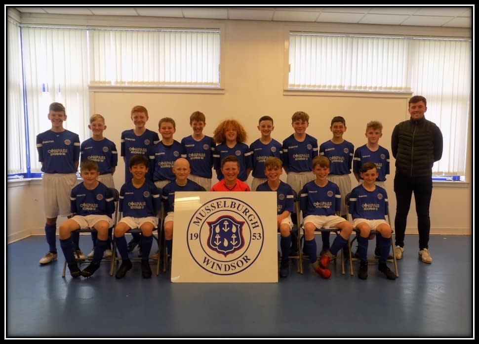 musselburgh Football 2020