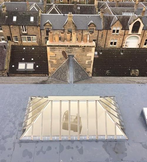 bitumen roof repair