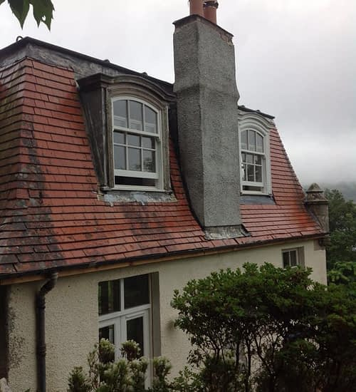 roof repointing
