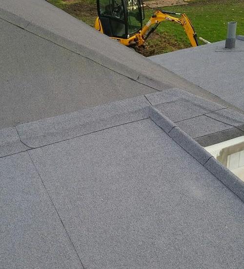 grp roof repair