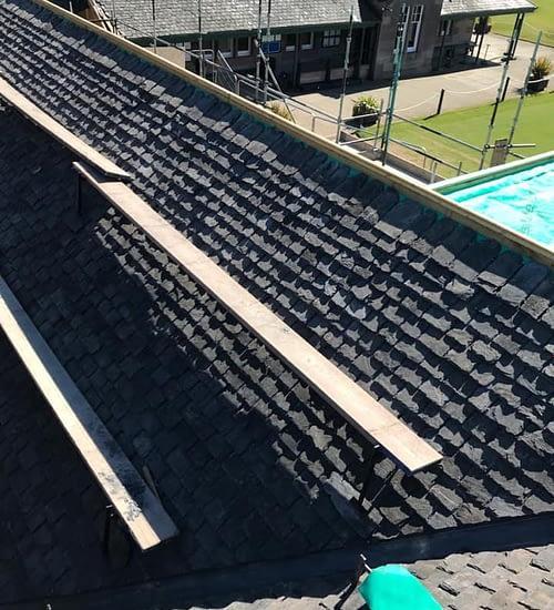 roof repairs edinburgh